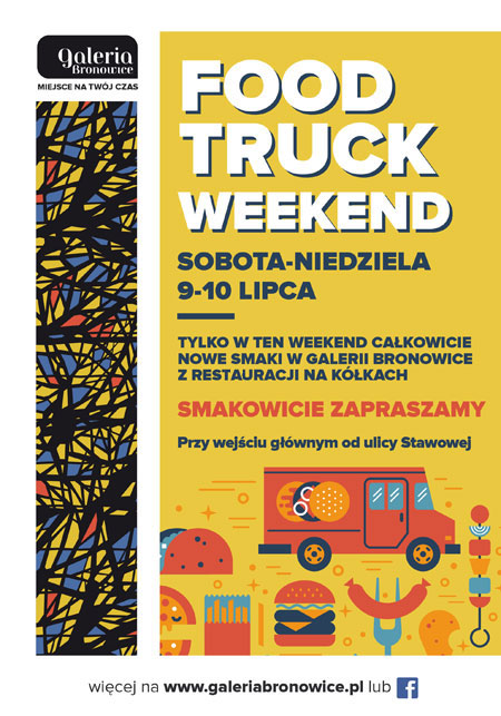 FOOD TRUCK WEEKEND