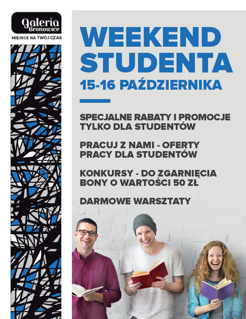 Weekend Studenta